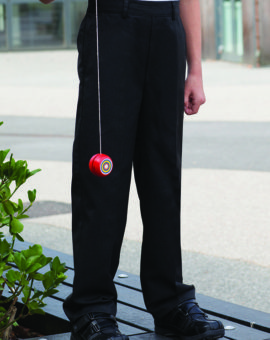 Pull-Up Trousers