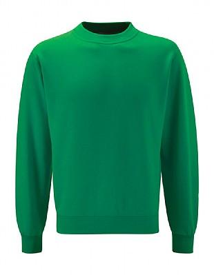 emerald cotton rich sweatshirt
