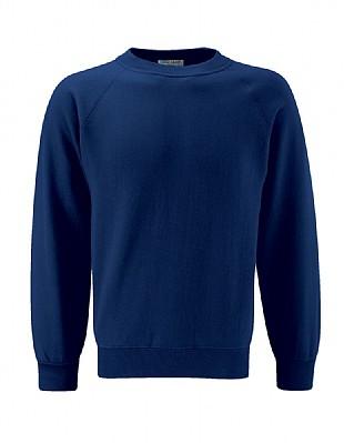 cotton rich sweatshirt