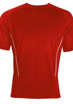 Aptus Training top red/white