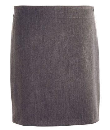 Grey Tube Skirt