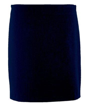 Navy Tube Skirt