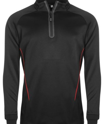 Aptus Qtr Zip training top