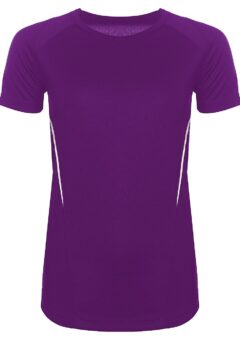 Purple Aptus Ladies Top