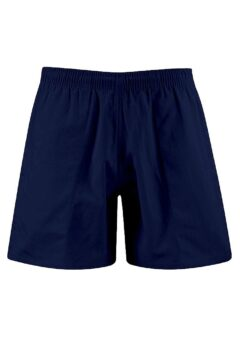 Cotton short navy