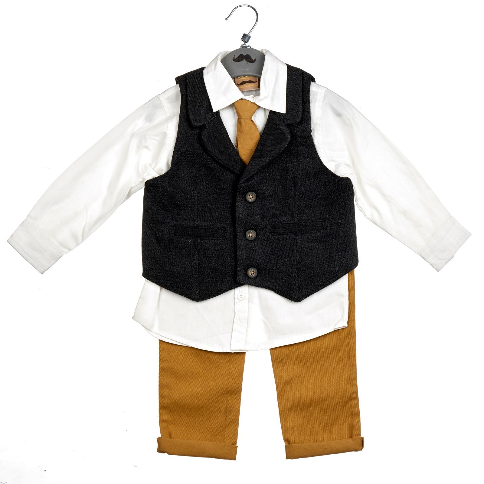 36df7a77b Boys Tweed Waistcoat outfit 2-5yrs – 4 Direct Uniforms