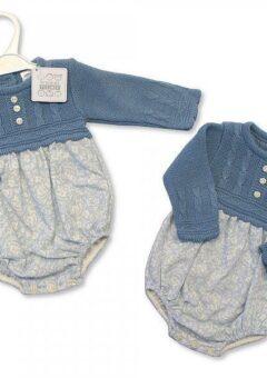 Baby's Blue Romper