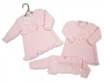 Baby Girls knitted dress