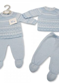 baby outfit blue